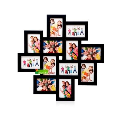 Рамки для фотографий на стену коллажи своими руками